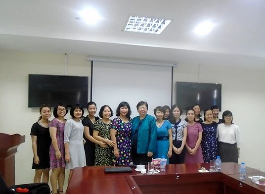 Forums at Vietnam Women's Academy (24 - 25 May 2016)