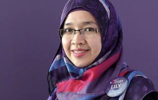 Dayang Lily Maznah Abang Muas